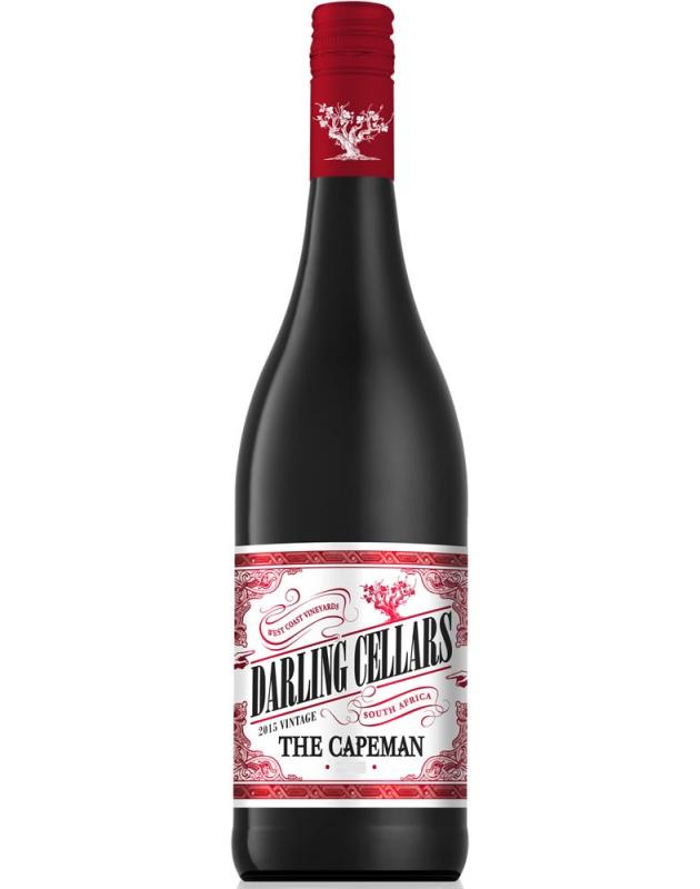 Darling Cellars The Capeman SMG
