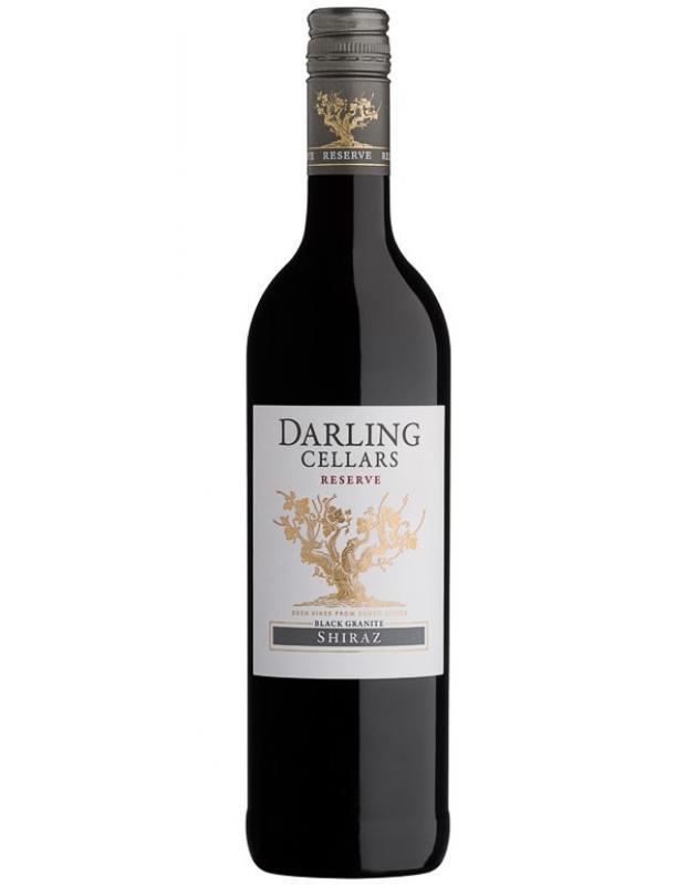 Darling Cellars Reserve Black Granite  Shiraz