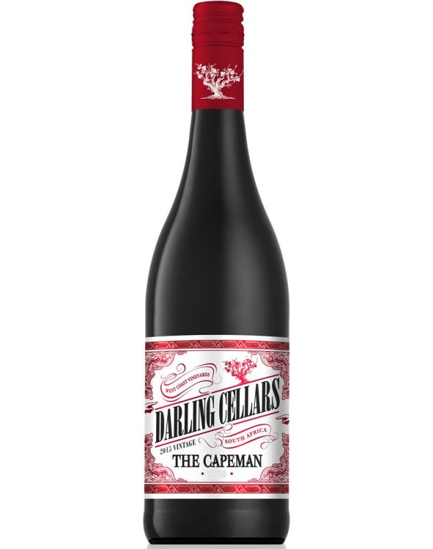 Darling Cellars The Capeman SMG