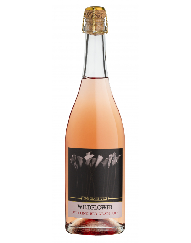 Darling Cellars Wild Flower Sparkling Grape Juice NV