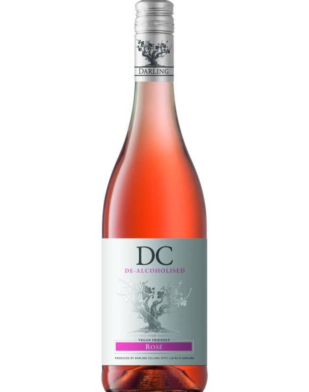 De-Alcoholised DC Rosé